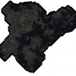 Unsere Minecraft Map bei Nacht